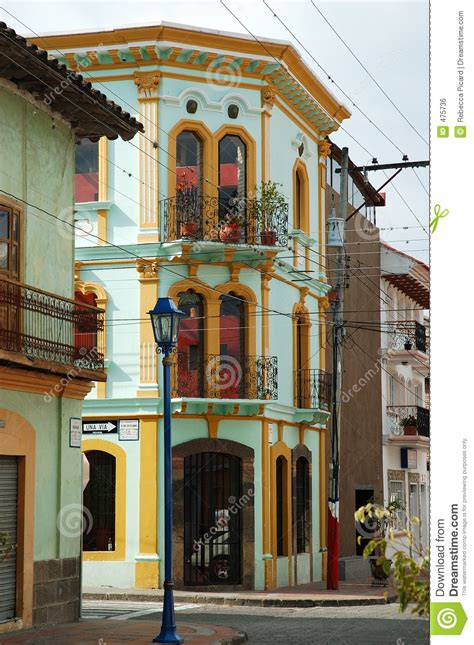 south american architecture stock photo image