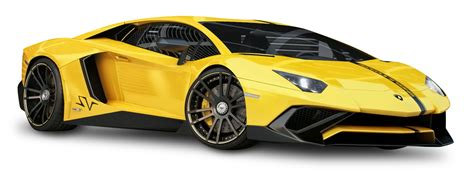 yellow lamborghini lamborghini aventador yellow car png image pngpix