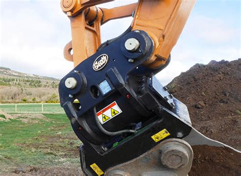 tilting quick coupler geith north america