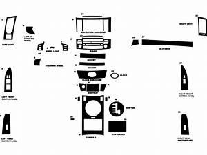 2005 Infiniti Fx35 Dash Kits