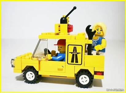 Truck Lego Repair Emergency Hope Thank Reading