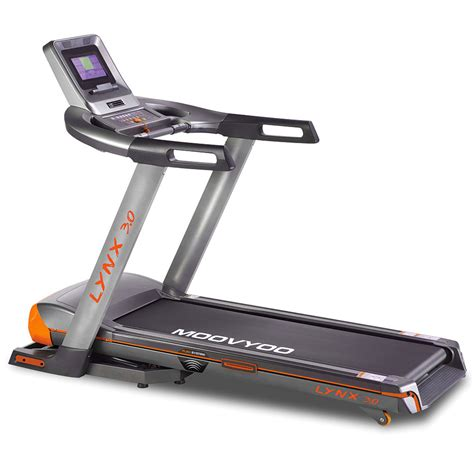 moovyoo lynx 3 0 tapis de course musculation fr