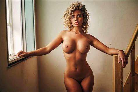 Love Island Star Megan Barton Hanson Nude Photos Scandal