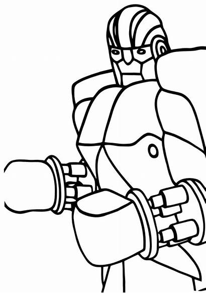 Coloring Steel Pages