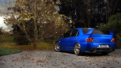 Mitsubishi Car : Car, Mitsubishi Lancer Evo Ix Wallpapers Hd / Desktop And