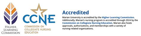 marian university nursing program marian university marian university