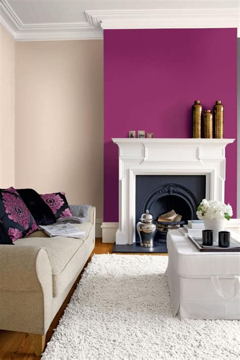 scrumptious from crown paints feature wall range teamed
