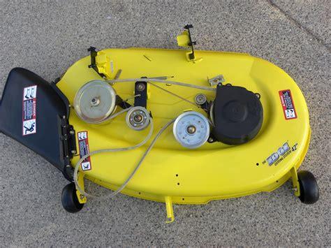 Deere Mower Decks Used by Deere Lawn Mower Deck Images