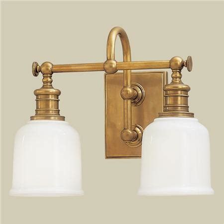 Traditional Bathroom Lighting Fixtures by Well Appointed Bath Light 2 Light Traditional