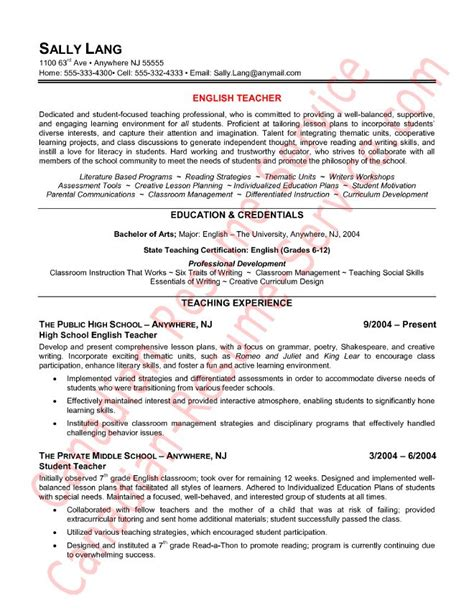 Thematic Resume Template by Epic Resume Exle Or Sle Resume