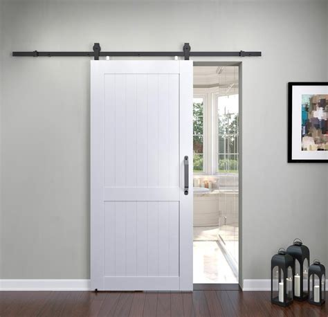 black kitchen white barn door ideas the strength of white barn door