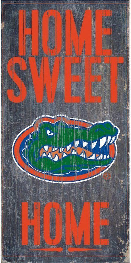 Florida Gators Sweet Home Wall Art | Florida football ...