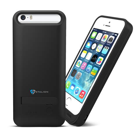 charging iphone 5s iphone 5 5s battery stalion 174 stamina rechargeable