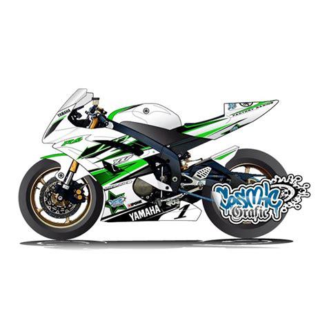 kit deco moto sportive custom made to order graphic kit for 2006 2014 yamaha r6 international moto parts