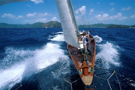 Charter Boat Wolf Rock by Pin Caribbean Sailing Charter Fullmoonjpg On