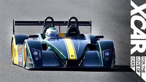 Caterham Sp300r, Driven On Track