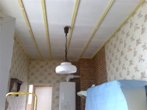 faux plafond video isolation idees