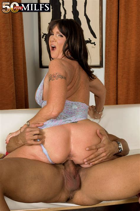 Horny Over 50 Woman Honey Ray Moves In On Her Daughters