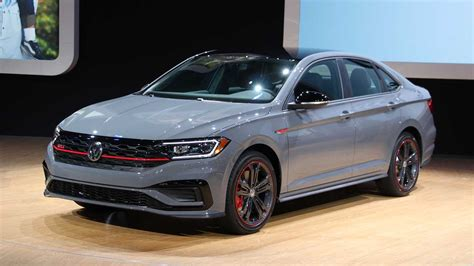 2019 Volkswagen Jetta Gli by 2019 Volkswagen Jetta Gli Storms Into Chicago With Gti Power