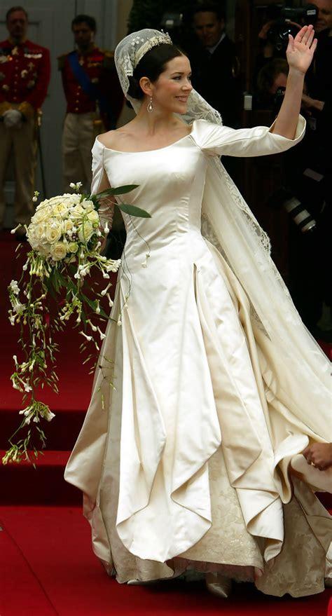 princess mary   wedding  danish crown