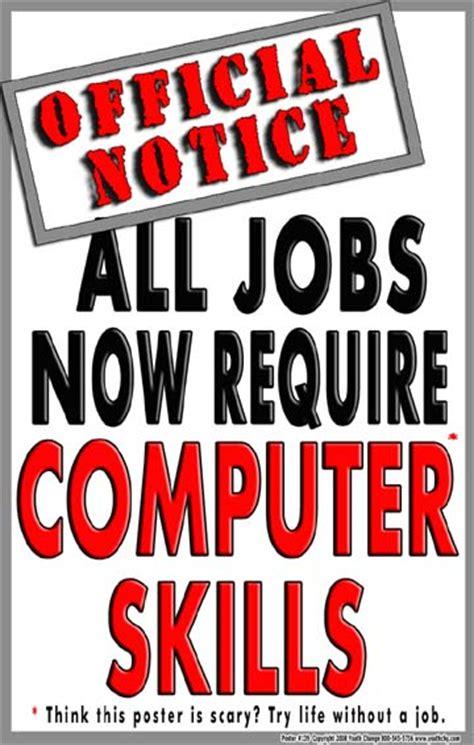 poster  technology computer motivational poster