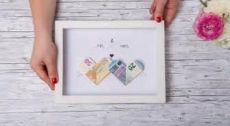 hochzeitsgeschenke selbst machen how to geldgeschenk diy originelle ideen für die hochzeit t4f