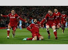 Champions League Liverpool's ruthless attack beats