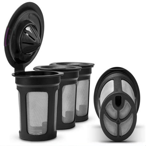 My parents have a keurig special, and both have this problem. 3 Reusable K Cups for Keurig K-Duo, K-Classic, K-Elite, K ...