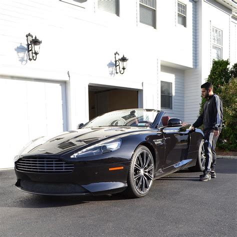 Car Aston Martin Db9 Volante House English Cars