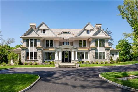 classic   england shore colonial connecticut luxury homes mansions  sale luxury