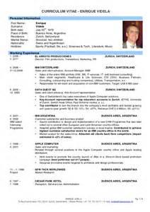 curriculum vitae project engineer cv enrique videla 2011 eng