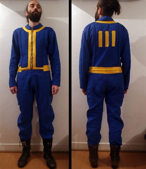 vault 101 jumpsuit costume fallout 4 vault jumpsuit by timblene on deviantart