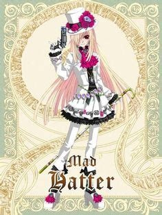 images  anime mad hatter  pinterest mad
