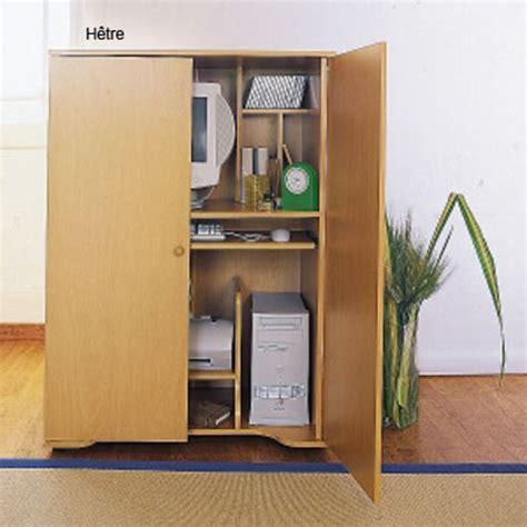 bureau dans armoire bureau dans une armoire hoze home
