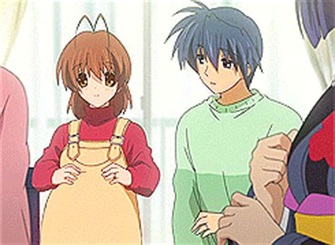 anime streaming with autoplay clannad after story family gif find share on giphy