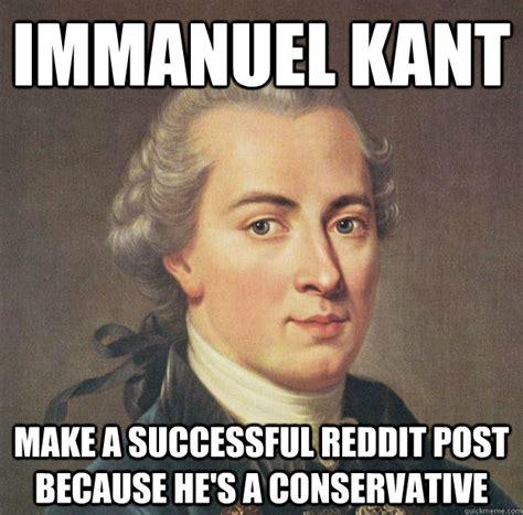 Kant Memes - immanuel kant memes quickmeme