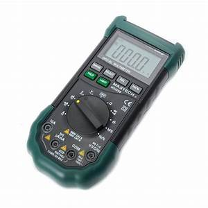 Mastech Ms8268 Ac Dc Auto Manual Range Digital Multimeter