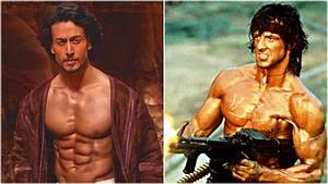 WHOA! Indian remake of 'Rambo' on the way, Tiger Shroff to ...