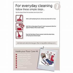 Karndean Cleaner - Floor Care Kit