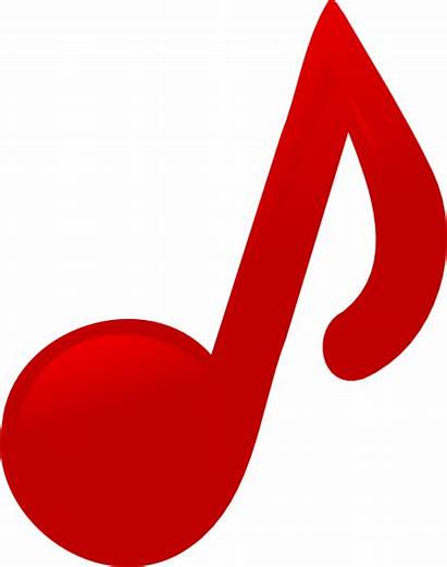 Note Notes Clip Clipart Musical Background Clker