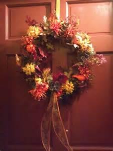 Pinterest Fall Wreaths Crafts