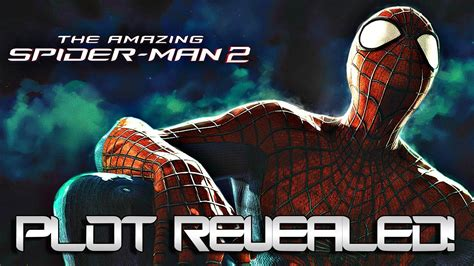 amazing spider man  game plot revealed youtube