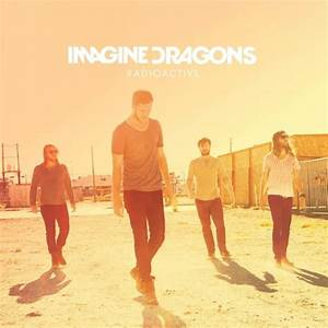 Cover art for the Imagine Dragons - Radioactive Rock lyric