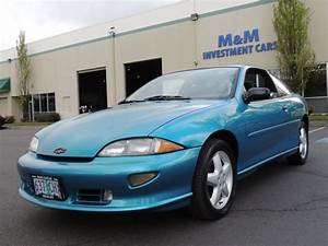 1998 Chevrolet Cavalier Z24    2dr Coupe    5