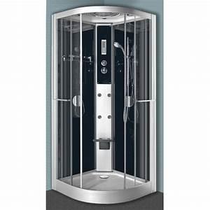 Cabine De Douche Hydromassante : cabine de douche hydromassante venise 1 4 de cercle ~ Dailycaller-alerts.com Idées de Décoration