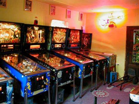 Gameroom : Flippers.be-www.flippers.be-our Gameroom