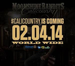 "Moonshine Bandits – ""Calicountry"" [Album Sampler ..."
