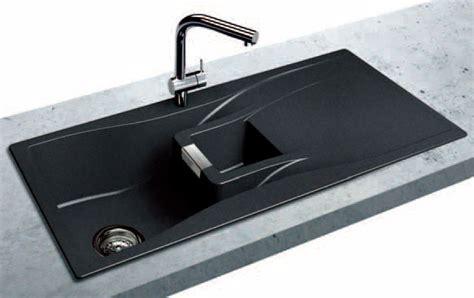 waterfall kitchen sink when to choose a granite sink abode 3363
