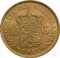 Buy Gold Dutch 10 Guilder Coin | BullionByPost® - From $304.40