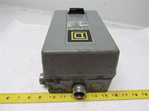 square d 8536se01s nema size 3 motor starter contactor download app co